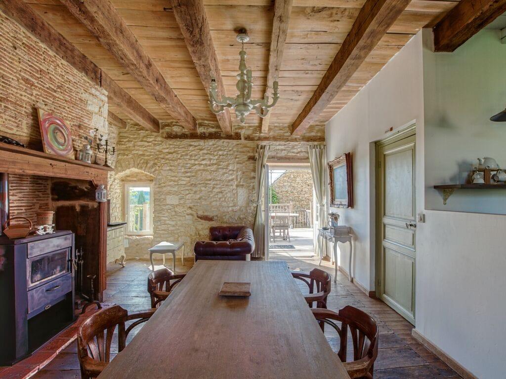 Ferienhaus Gemütliches Ferienhaus in Dégagnac mit beheiztem Pool und Whirlpool (2791007), Salviac, Lot, Midi-Pyrénées, Frankreich, Bild 5