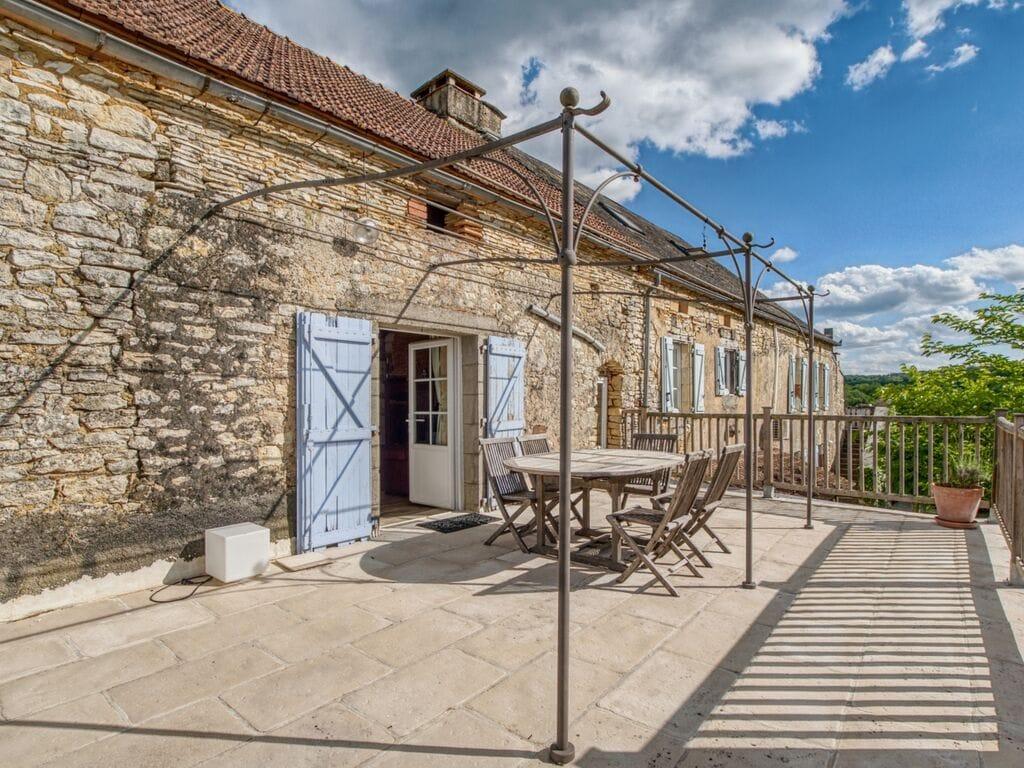 Ferienhaus Gemütliches Ferienhaus in Dégagnac mit beheiztem Pool und Whirlpool (2791007), Salviac, Lot, Midi-Pyrénées, Frankreich, Bild 35