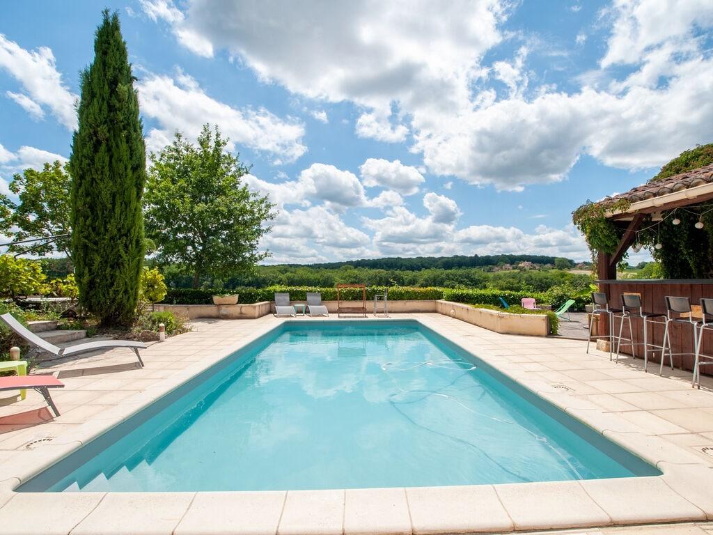 Ferienhaus Charmantes Ferienhaus in Dégagnac mit Swimmingpool und Whirlpool (2790944), Salviac, Lot, Midi-Pyrénées, Frankreich, Bild 8