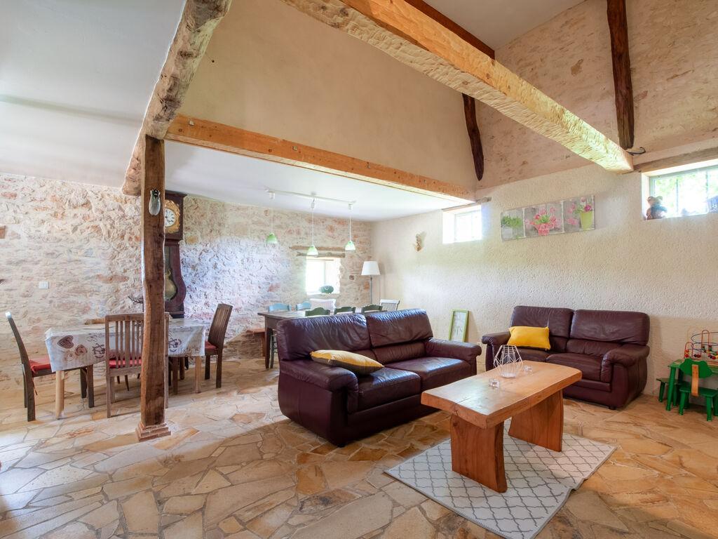 Ferienhaus Charmantes Ferienhaus in Dégagnac mit Swimmingpool und Whirlpool (2790944), Salviac, Lot, Midi-Pyrénées, Frankreich, Bild 9