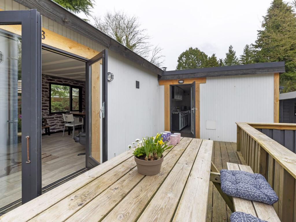 Ferienhaus Malerisches Chalet in Garderen mit privatem Garten (2780379), Oud Milligen, Veluwe, Gelderland, Niederlande, Bild 21