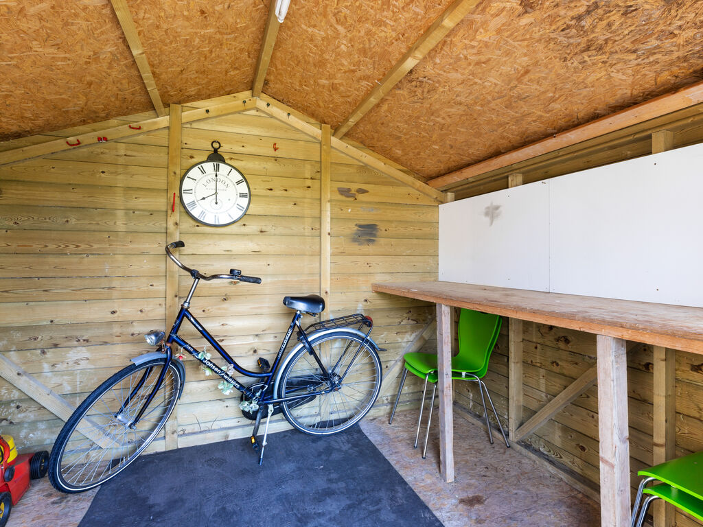 Ferienhaus Modernes Chalet in Garderen mit privatem Garten (2780594), Oud Milligen, Veluwe, Gelderland, Niederlande, Bild 31