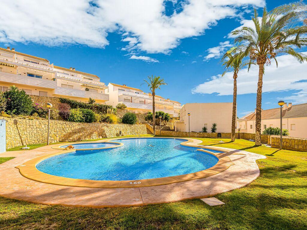 Casa Mediterranea Ferienhaus in Spanien