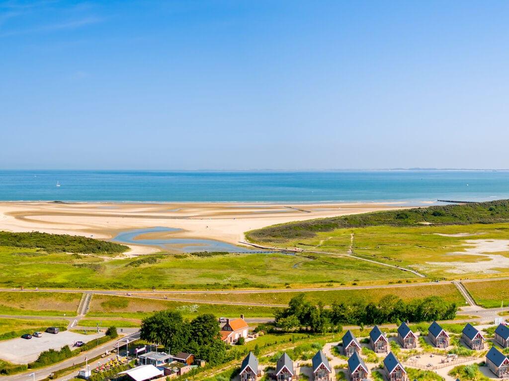 Ferienhaus Moderne Lodge mit Kombimikrowelle, Strand auf 500 m (2780330), Nieuwvliet, , Seeland, Niederlande, Bild 9