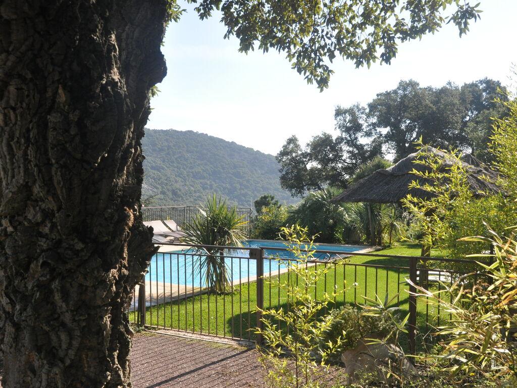 Holiday house Sehr schöne Villa in Plan-de-la-Tour mit eigenem Pool und Panoramablick (2786709), Sainte Maxime, Côte d'Azur, Provence - Alps - Côte d'Azur, France, picture 8