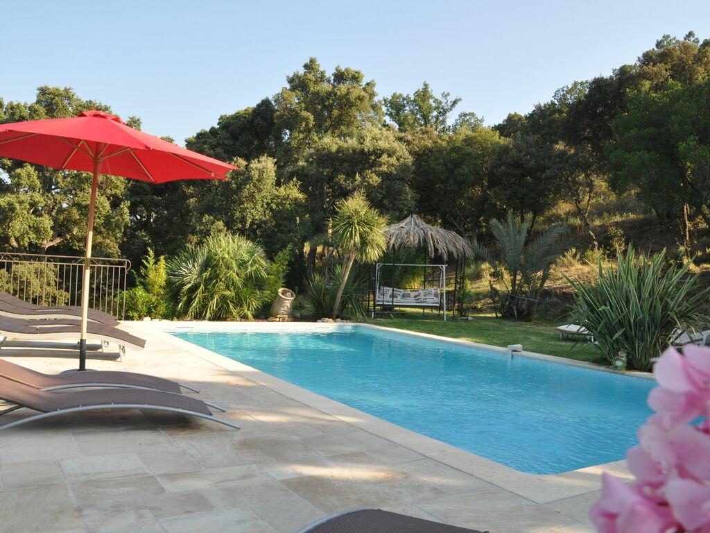 Holiday house Sehr schöne Villa in Plan-de-la-Tour mit eigenem Pool und Panoramablick (2786709), Sainte Maxime, Côte d'Azur, Provence - Alps - Côte d'Azur, France, picture 9