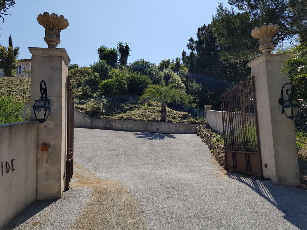 Holiday house Sehr schöne Villa in Plan-de-la-Tour mit eigenem Pool und Panoramablick (2786709), Sainte Maxime, Côte d'Azur, Provence - Alps - Côte d'Azur, France, picture 31