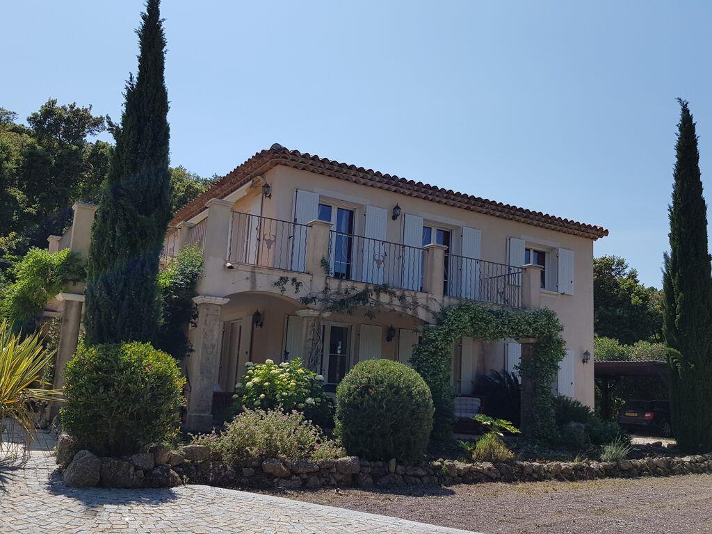 Holiday house Sehr schöne Villa in Plan-de-la-Tour mit eigenem Pool und Panoramablick (2786709), Sainte Maxime, Côte d'Azur, Provence - Alps - Côte d'Azur, France, picture 7