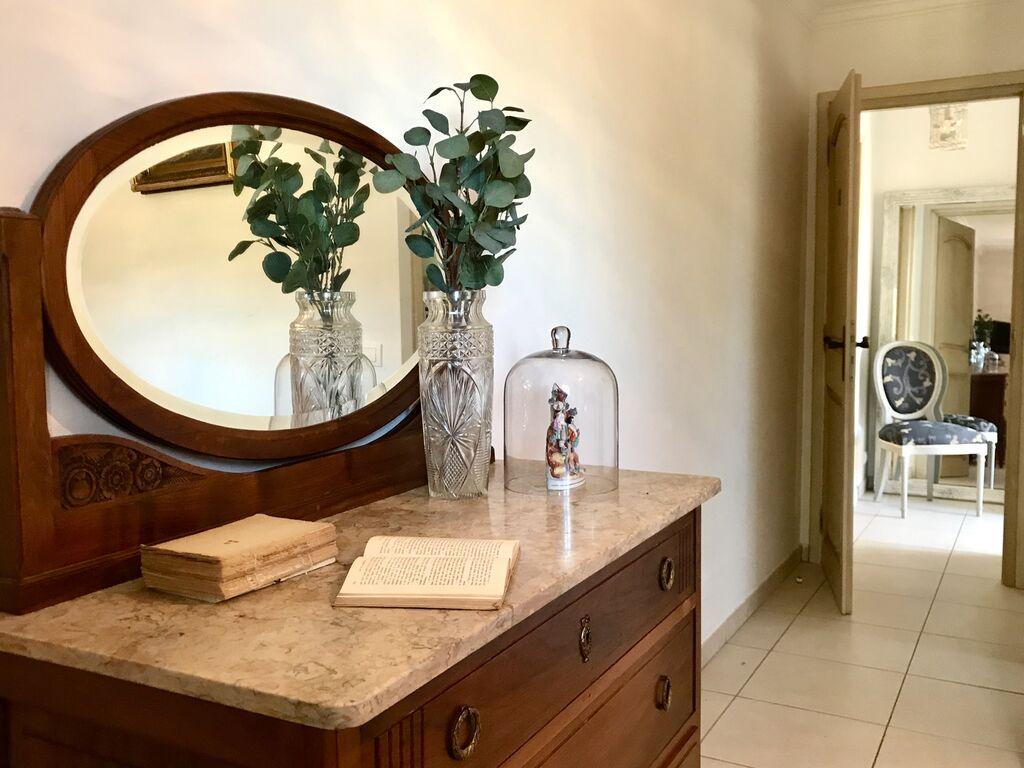 Holiday house Sehr schöne Villa in Plan-de-la-Tour mit eigenem Pool und Panoramablick (2786709), Sainte Maxime, Côte d'Azur, Provence - Alps - Côte d'Azur, France, picture 14