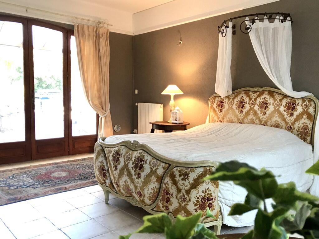 Holiday house Sehr schöne Villa in Plan-de-la-Tour mit eigenem Pool und Panoramablick (2786709), Sainte Maxime, Côte d'Azur, Provence - Alps - Côte d'Azur, France, picture 25