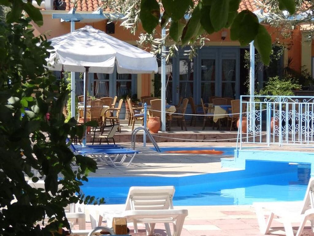 Ferienwohnung Malerische Wohnung auf der Insel Lesbos mit Pool (2795456), Petra (GR), Lesbos, Ägäische Inseln, Griechenland, Bild 17