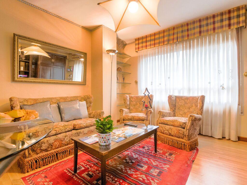 Ferienwohnung Charmantes Vintage Apartment im Zentrum von Vigo (2843607), Vigo, Rias Bajas, Galicien, Spanien, Bild 4