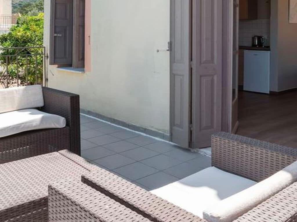 Ferienwohnung Reizvolles Apartment auf der Insel Lesbos mit Swimmingpool (2795447), Petra (GR), Lesbos, Ägäische Inseln, Griechenland, Bild 17