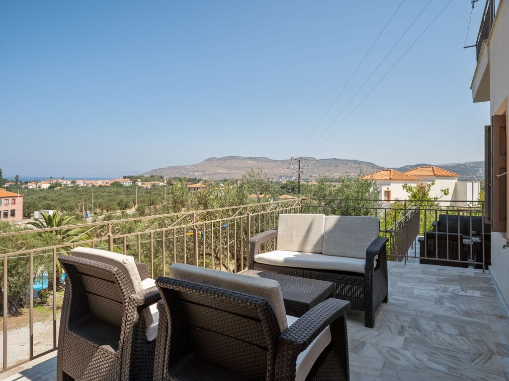 Ferienwohnung Ruhiges Apartment auf der Insel Lesbos mit Swimmingpool (2795489), Petra (GR), Lesbos, Ägäische Inseln, Griechenland, Bild 5
