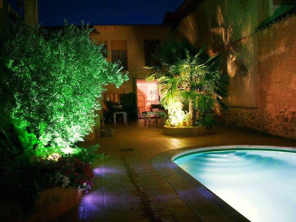 Ferienhaus Ländliches Haus mit Terrasse, Grill und herrlichem Privatpool (2785849), El Robledo, Ciudad Real, Kastilien-La Mancha, Spanien, Bild 39