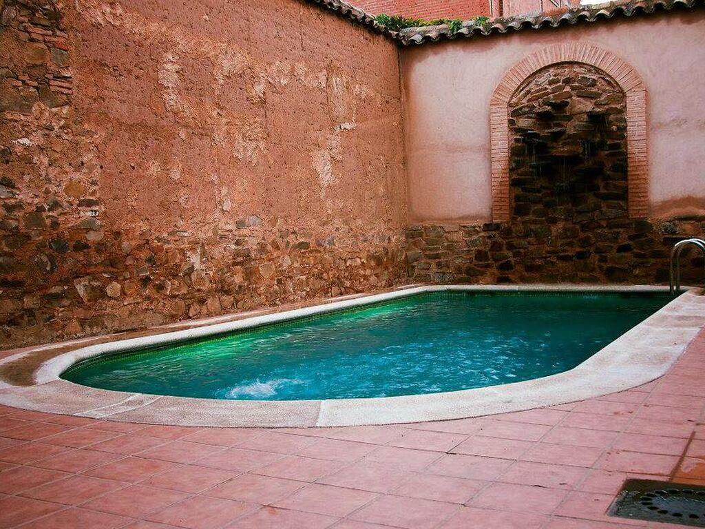Ferienhaus Ländliches Haus mit Terrasse, Grill und herrlichem Privatpool (2785849), El Robledo, Ciudad Real, Kastilien-La Mancha, Spanien, Bild 38