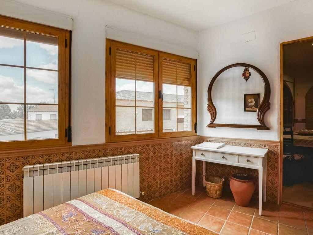 Ferienhaus Ländliches Haus mit Terrasse, Grill und herrlichem Privatpool (2785849), El Robledo, Ciudad Real, Kastilien-La Mancha, Spanien, Bild 7