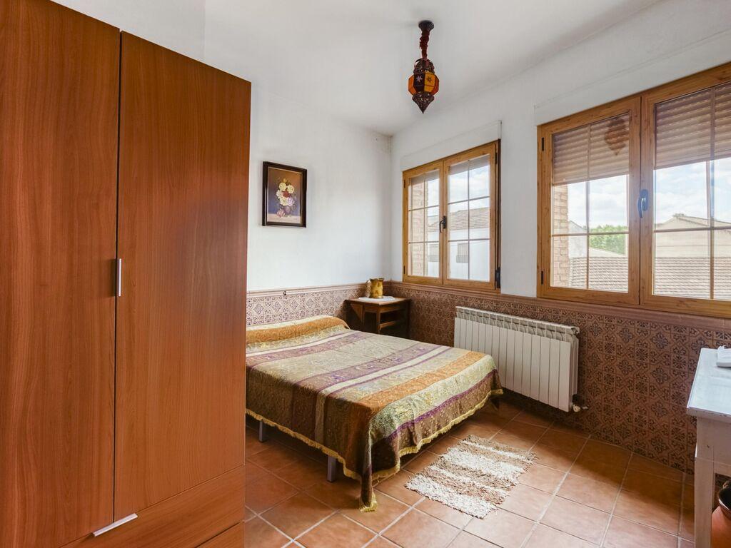 Ferienhaus Ländliches Haus mit Terrasse, Grill und herrlichem Privatpool (2785849), El Robledo, Ciudad Real, Kastilien-La Mancha, Spanien, Bild 22