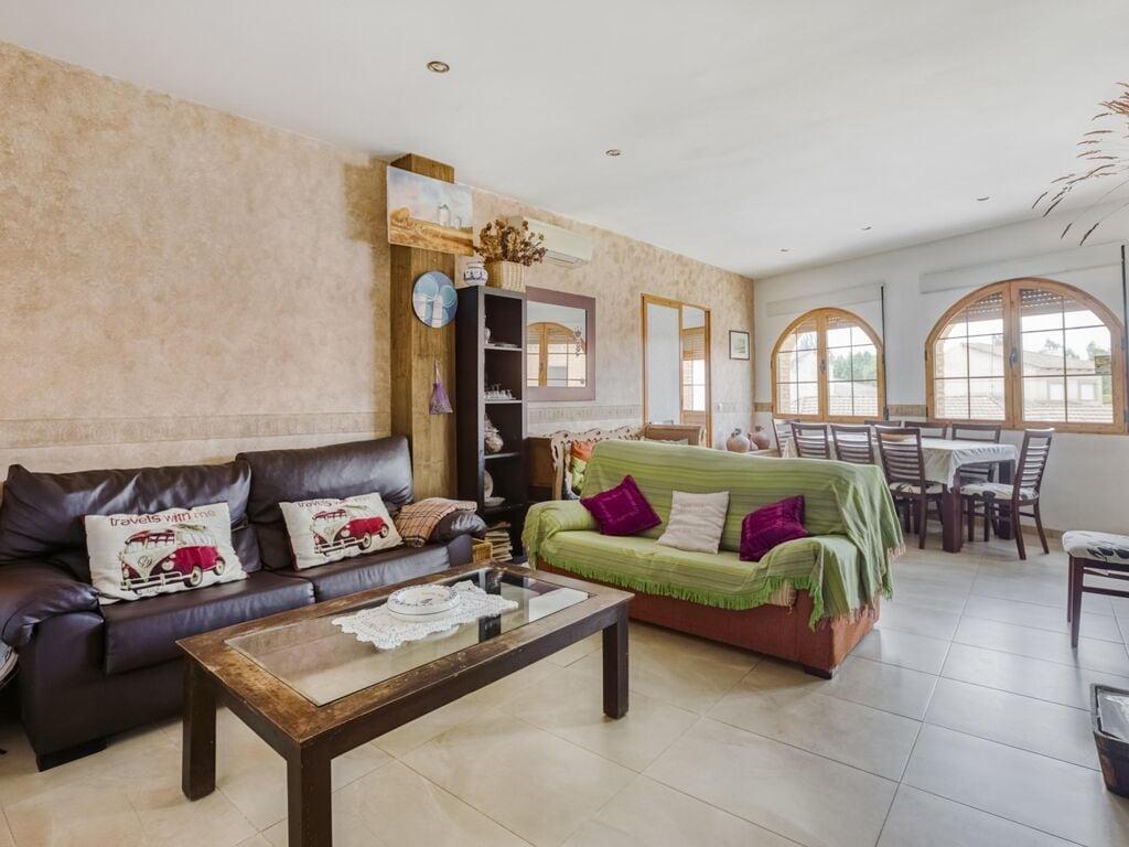 Ferienhaus Ländliches Haus mit Terrasse, Grill und herrlichem Privatpool (2785849), El Robledo, Ciudad Real, Kastilien-La Mancha, Spanien, Bild 3