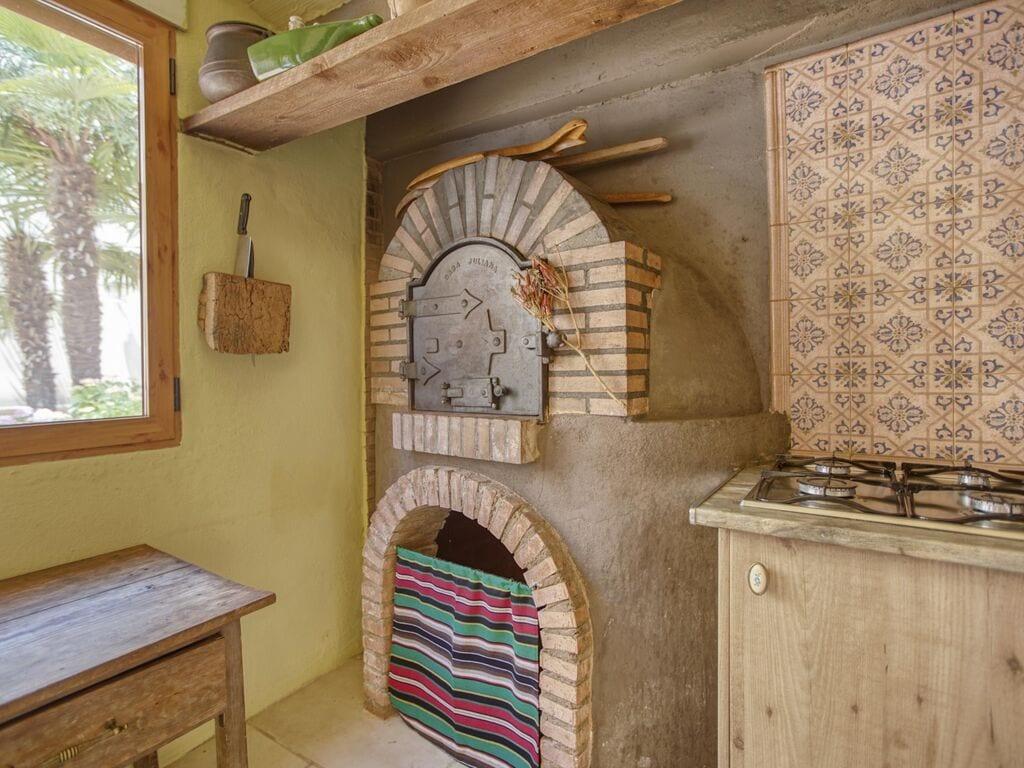Ferienhaus Ländliches Haus mit Terrasse, Grill und herrlichem Privatpool (2785849), El Robledo, Ciudad Real, Kastilien-La Mancha, Spanien, Bild 30