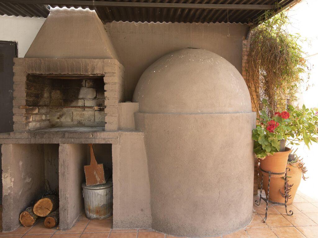 Ferienhaus Ländliches Haus mit Terrasse, Grill und herrlichem Privatpool (2785849), El Robledo, Ciudad Real, Kastilien-La Mancha, Spanien, Bild 36