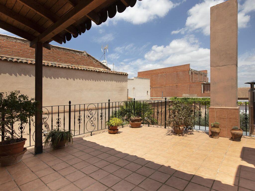 Ferienhaus Ländliches Haus mit Terrasse, Grill und herrlichem Privatpool (2785849), El Robledo, Ciudad Real, Kastilien-La Mancha, Spanien, Bild 35