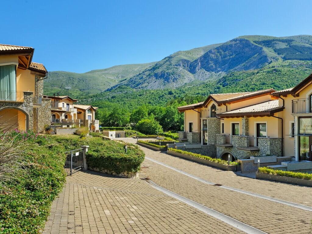 Ferienhaus Verführerisches Ferienhaus in Scanno mit Garten (2808890), Scanno, L'Aquila, Abruzzen, Italien, Bild 7