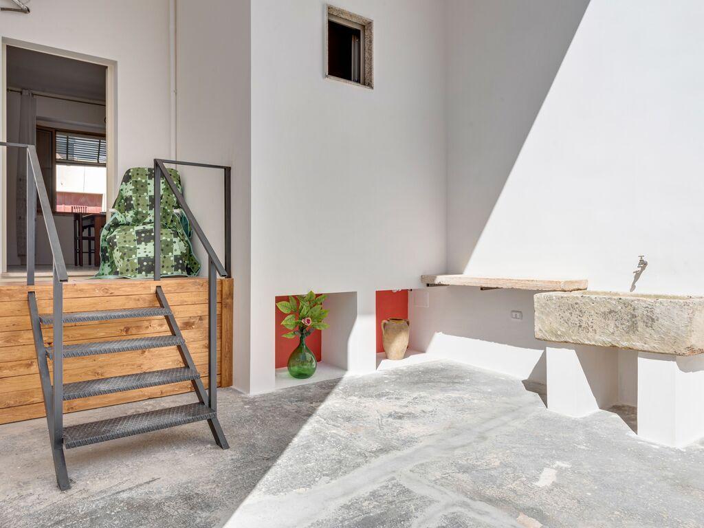 Ferienhaus Komfortables Ferienhaus in Collepasso mit Garten (2814677), Collepasso, Lecce, Apulien, Italien, Bild 8