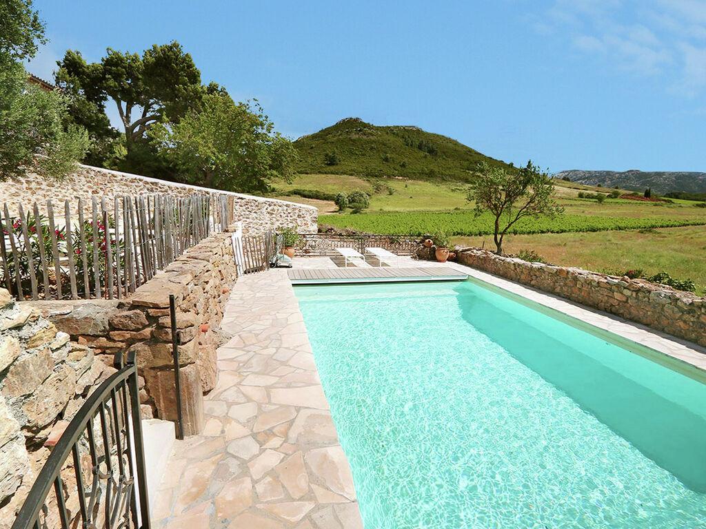 Ferienwohnung Stilvolle Wohnung mit Pool in Villesèque-des-Corbières (2791022), Durban Corbières, Mittelmeerküste Aude, Languedoc-Roussillon, Frankreich, Bild 1