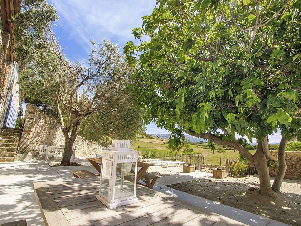 Ferienwohnung Stilvolle Wohnung mit Pool in Villesèque-des-Corbières (2791022), Durban Corbières, Mittelmeerküste Aude, Languedoc-Roussillon, Frankreich, Bild 25