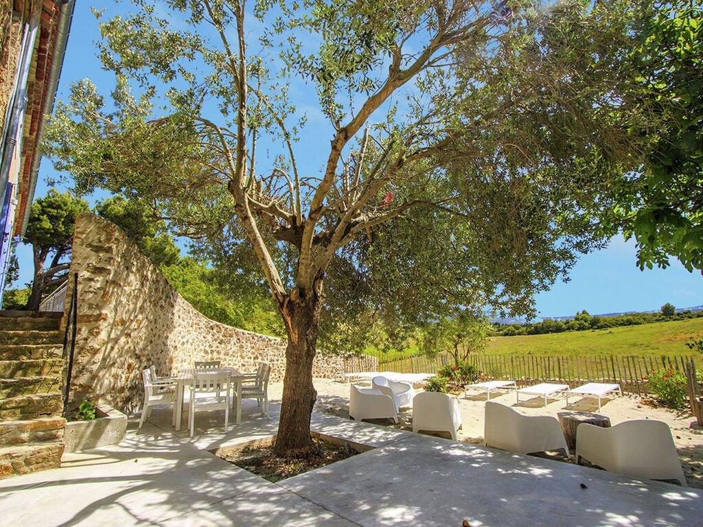 Ferienwohnung Stilvolle Wohnung mit Pool in Villesèque-des-Corbières (2791022), Durban Corbières, Mittelmeerküste Aude, Languedoc-Roussillon, Frankreich, Bild 28