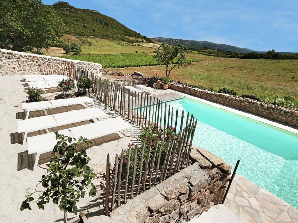 Ferienwohnung Stilvolle Wohnung mit Pool in Villesèque-des-Corbières (2791022), Durban Corbières, Mittelmeerküste Aude, Languedoc-Roussillon, Frankreich, Bild 22