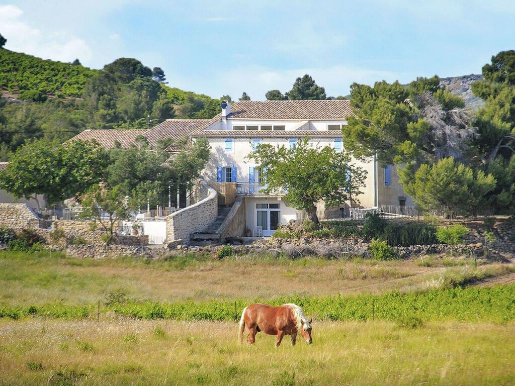 Ferienwohnung Stilvolle Wohnung mit Pool in Villesèque-des-Corbières (2791022), Durban Corbières, Mittelmeerküste Aude, Languedoc-Roussillon, Frankreich, Bild 7