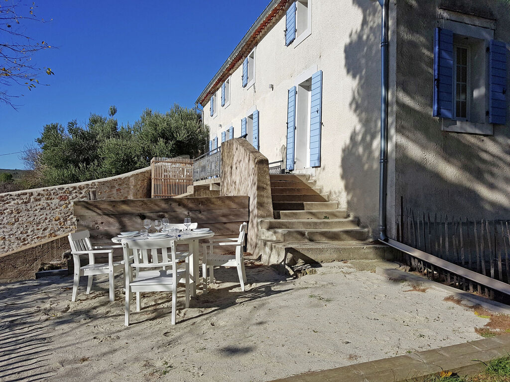 Ferienwohnung Stilvolle Wohnung mit Pool in Villesèque-des-Corbières (2791022), Durban Corbières, Mittelmeerküste Aude, Languedoc-Roussillon, Frankreich, Bild 8