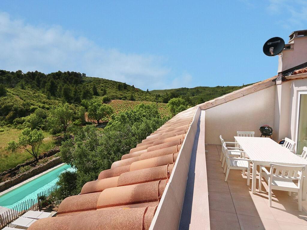 Ferienwohnung Reizende Wohnung mit Whirlpool in Villesèque-des-Corbières (2790951), Durban Corbières, Mittelmeerküste Aude, Languedoc-Roussillon, Frankreich, Bild 10