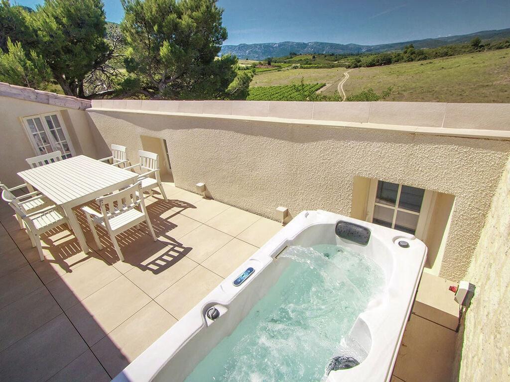 Ferienwohnung Reizende Wohnung mit Whirlpool in Villesèque-des-Corbières (2790951), Durban Corbières, Mittelmeerküste Aude, Languedoc-Roussillon, Frankreich, Bild 6
