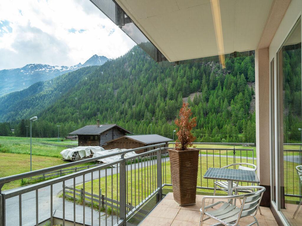 Ferienwohnung Elegantes Appartement in Zwieselstein mit Balkon (2808941), Sölden (AT), Ötztal, Tirol, Österreich, Bild 1