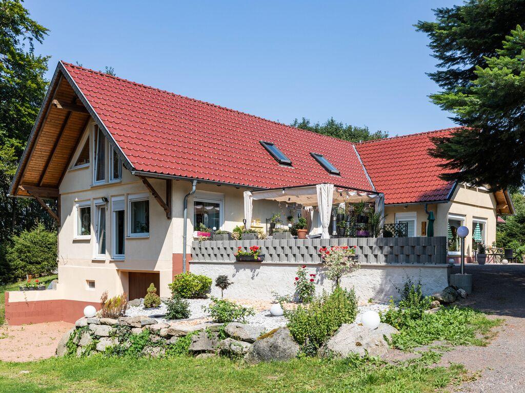 Gemütliche Ferienwohnung in Brotterode mit he Ferienwohnung in Deutschland