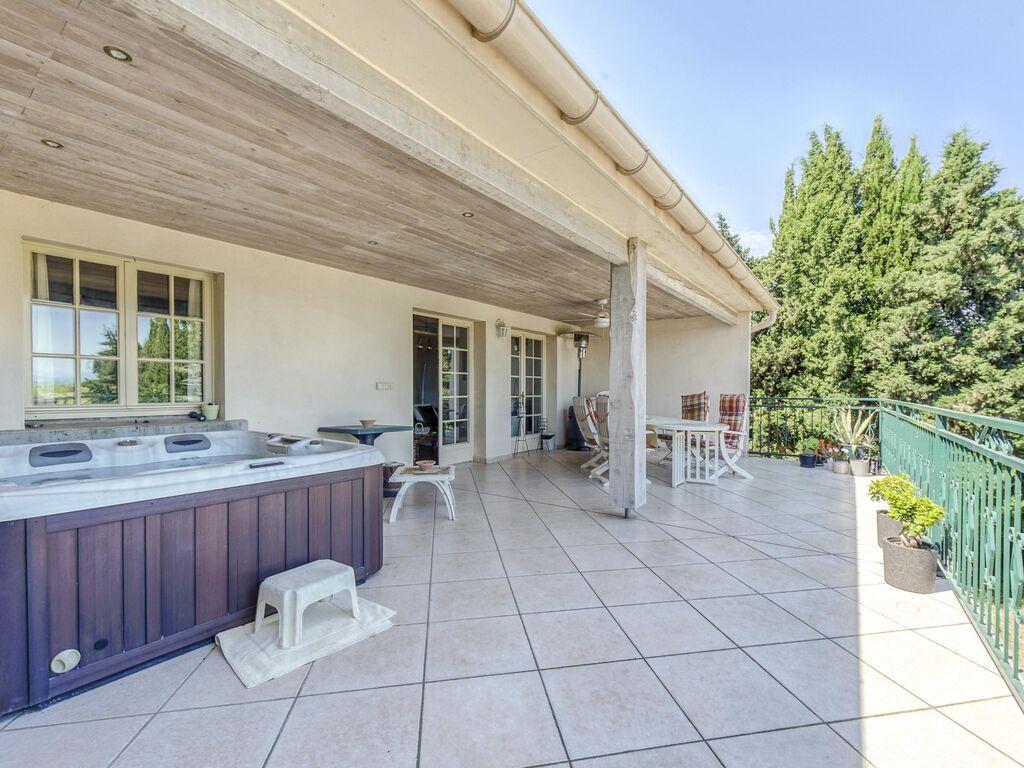 Ferienhaus Großes und ruhiges Haus mit privatem Pool in Ouveillan (2803627), Cuxac d'Aude, Mittelmeerküste Aude, Languedoc-Roussillon, Frankreich, Bild 36