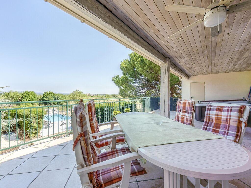 Ferienhaus Großes und ruhiges Haus mit privatem Pool in Ouveillan (2803627), Cuxac d'Aude, Mittelmeerküste Aude, Languedoc-Roussillon, Frankreich, Bild 28