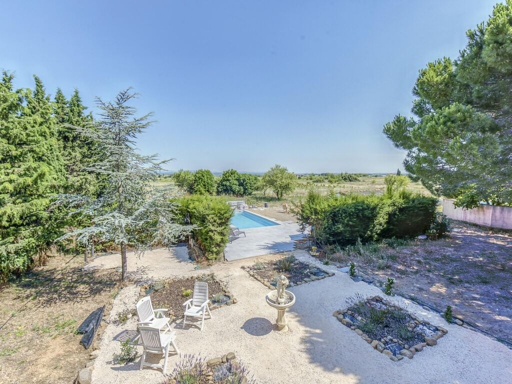 Ferienhaus Großes und ruhiges Haus mit privatem Pool in Ouveillan (2803627), Cuxac d'Aude, Mittelmeerküste Aude, Languedoc-Roussillon, Frankreich, Bild 34