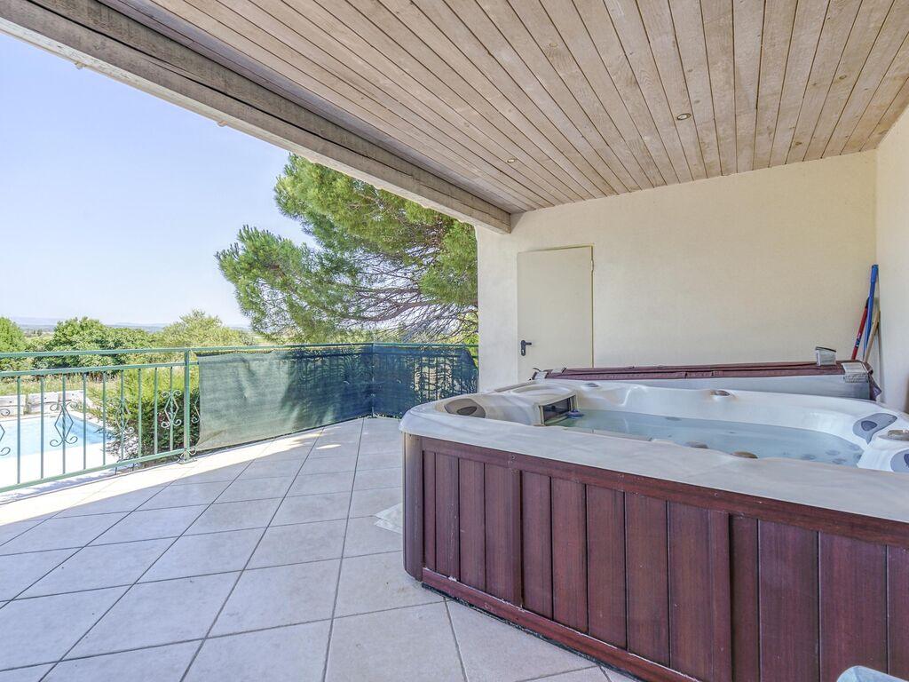 Ferienhaus Großes und ruhiges Haus mit privatem Pool in Ouveillan (2803627), Cuxac d'Aude, Mittelmeerküste Aude, Languedoc-Roussillon, Frankreich, Bild 35