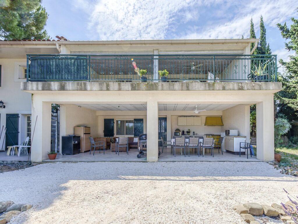 Ferienhaus Großes und ruhiges Haus mit privatem Pool in Ouveillan (2803627), Cuxac d'Aude, Mittelmeerküste Aude, Languedoc-Roussillon, Frankreich, Bild 7