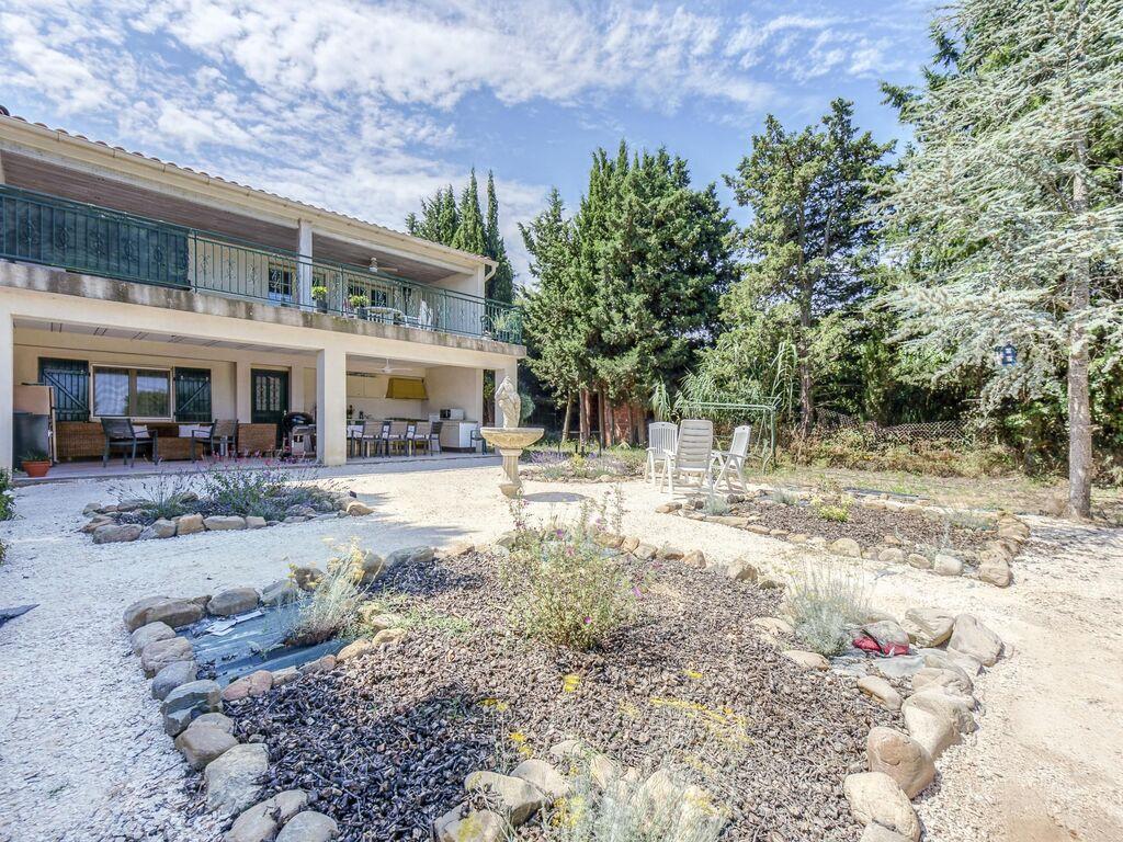 Ferienhaus Großes und ruhiges Haus mit privatem Pool in Ouveillan (2803627), Cuxac d'Aude, Mittelmeerküste Aude, Languedoc-Roussillon, Frankreich, Bild 8