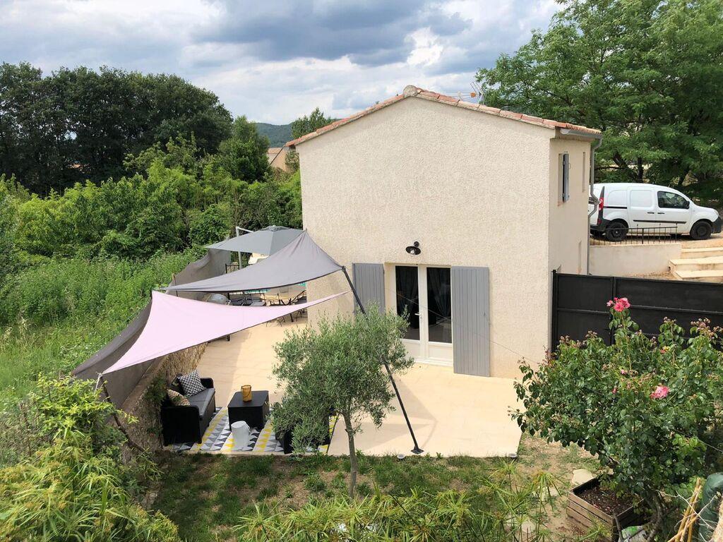 Ferienhaus Hübsches Ferienhaus in Saint-Laurent-de-Carnols mit Pool (2833716), Bagnols sur Cèze, Gard Binnenland, Languedoc-Roussillon, Frankreich, Bild 6