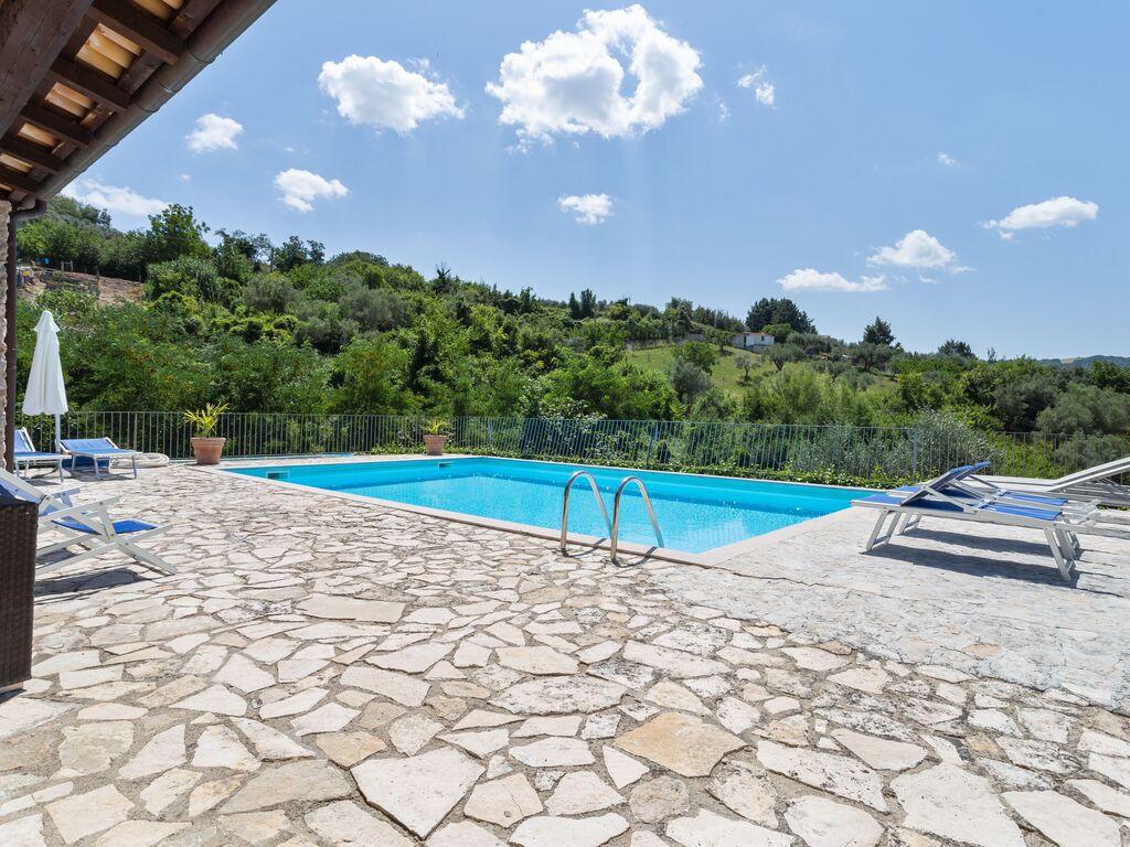 Ferienwohnung Atemberaubende Wohnung in Ripabottoni mit Swimmingpool (2808895), Campolieto, Campobasso, Molise, Italien, Bild 8