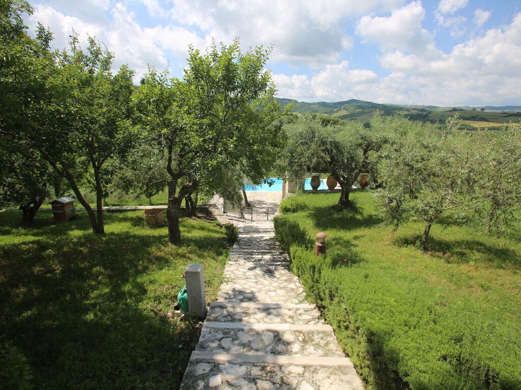 Ferienwohnung Wunderschönes Herrenhaus in Ripabottoni mit Swimmingpool (2808950), Campolieto, Campobasso, Molise, Italien, Bild 16