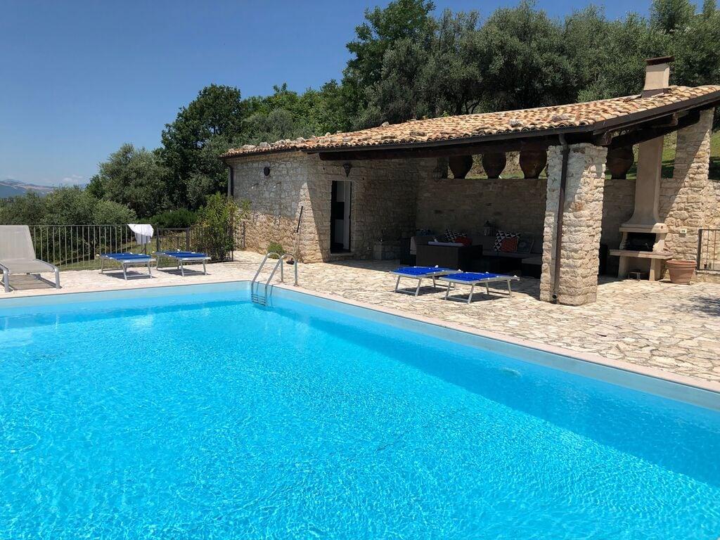 Ferienwohnung Wunderschönes Herrenhaus in Ripabottoni mit Swimmingpool (2808950), Campolieto, Campobasso, Molise, Italien, Bild 12