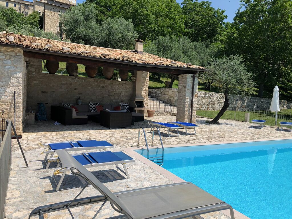 Ferienwohnung Wunderschönes Herrenhaus in Ripabottoni mit Swimmingpool (2808950), Campolieto, Campobasso, Molise, Italien, Bild 13
