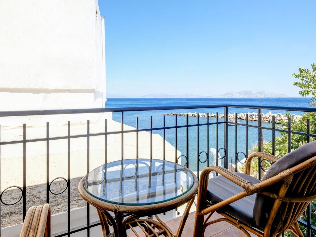 Holiday apartment Einladende Wohnung in Therma mit Balkon (2820144), Aj. Kirykos, Ikaria, Dodecanes Islands, Greece, picture 15